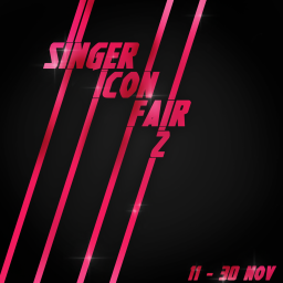 Singer Icon Fair 2 - 2013