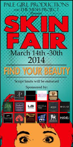 Skin Fair Poster 2014 copy