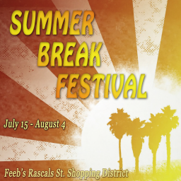 Summer Break Festival LOGO