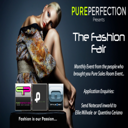 The Fashion Fair Logo