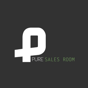 pure sales room logo