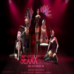 SeXXX Sells Burlesque