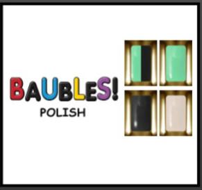 Baubles! Polish HUD for DC