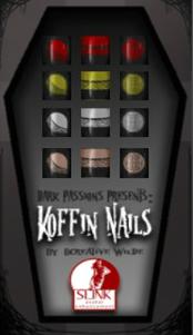 Dark Passions Nails HUD