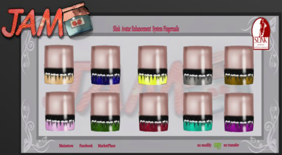 JaM Spike Nail Polish Applier