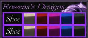 Rowena's Designs Heels HUD