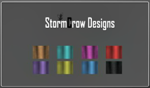 StormCrow Designs Los Angeles Boots HUD