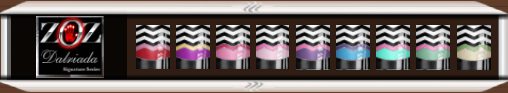 Zoz chevron Black Tip Nail Polish HUD_001_cropped
