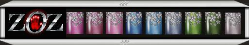 May 8th Post -{ZOZ}- Sakura SLinka Nail Polish HUD