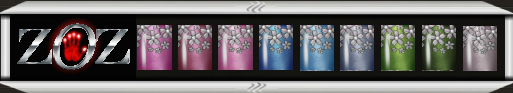 May 8th Post -{ZOZ}- Sakura SLinka Nail Polish HUD