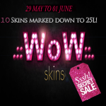 .__WoW Skins__. SECRET SALE