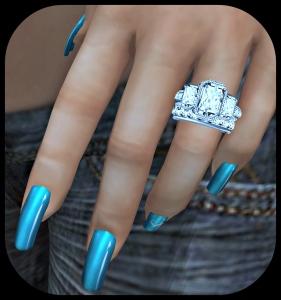 June 20th Post Pic #Nail Polish and Ring_cropped