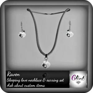 Glint Sleeping love Jewelry Set_cropped