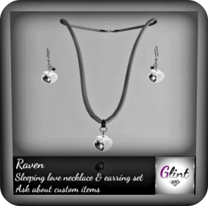 Glint Sleeping love Jewelry Set_cropped