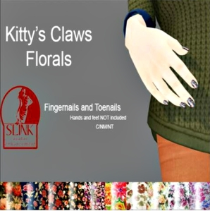 Kitty's Claws Ad cropped