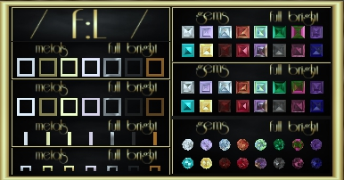 FL Jewelry Set Gems HUD