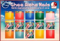 Ghee Aloha Nail Polish HUDcropped