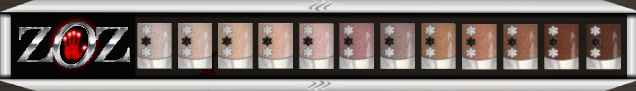 ZOZ Stacked Daisy Nail Polish HUD
