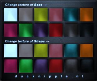 Sept. 19th Blog Post, Ducknipples Evening Heels HUD