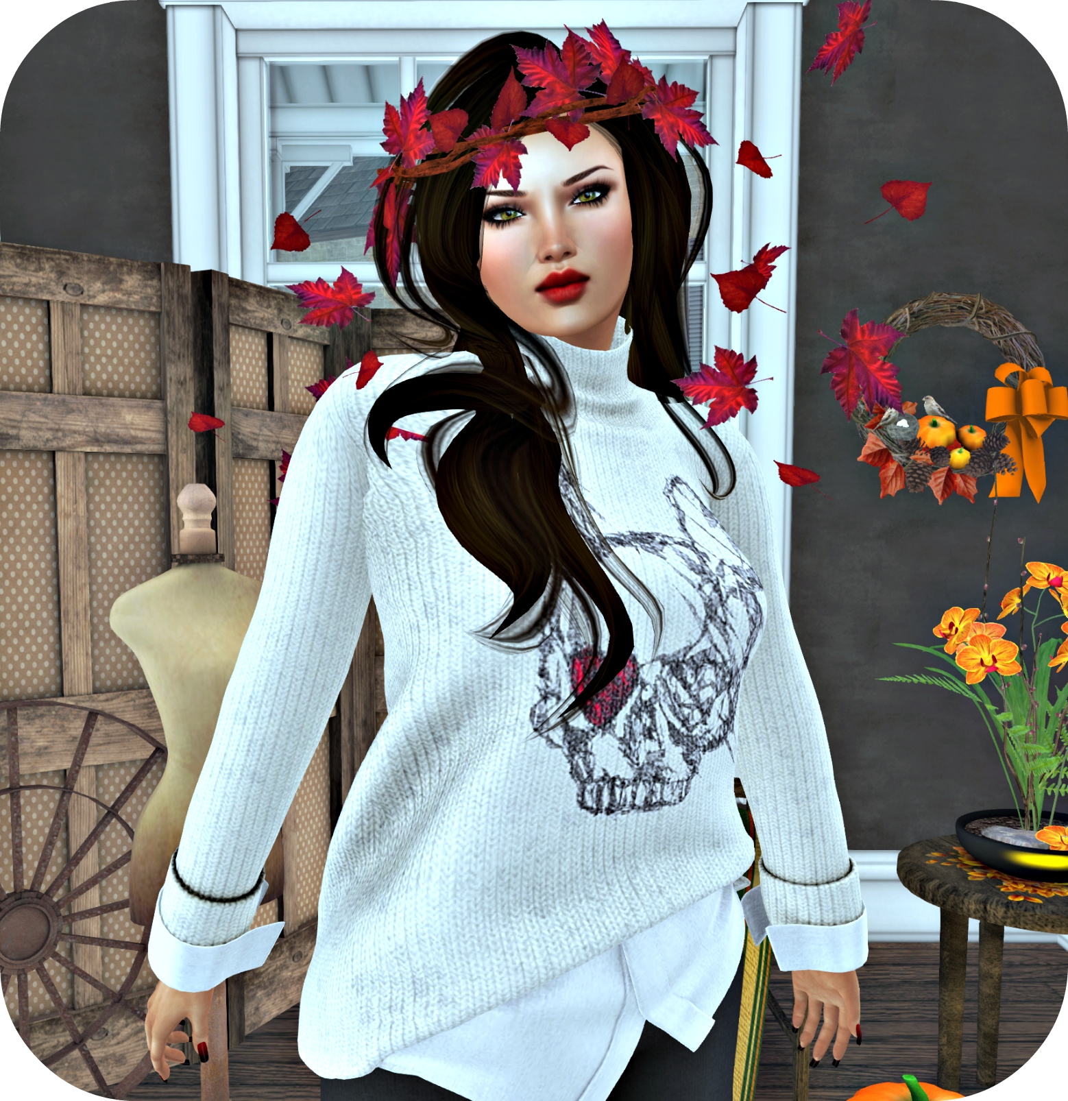 Sept. 19th Blog Post, Pose #1 Rhs_cropped