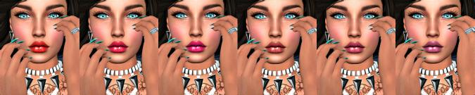 August 5th BlogPost Photo Lipstick Collage